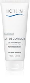 Biotherm Lait De Gommage leche exfoliante suave