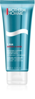 Biotherm Homme T-Pur Anti-oil & Shine Cleansing Gel For Oily And Problematic Skin