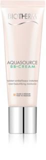 Biotherm Aquasource BB Cream зволожуючий ВВ крем