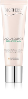 Biotherm Aquasource BB Cream зволожуючий ВВ крем