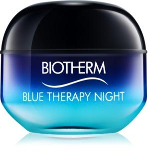 Biotherm Blue Therapy noční protivráskový krém pro všechny typy pleti