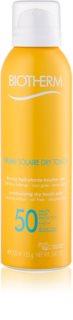 Biotherm Brume Solaire Dry Touch lotiune hidratanta pentru plaja cu efect mat SPF50