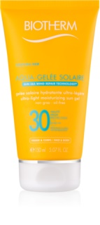 Biotherm Aqua-Gelée Solaire hidratantni gel za sunčanje SPF 30