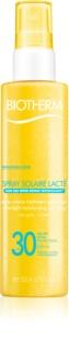 Biotherm Spray Solaire Lacté spray solaire hydratant SPF30