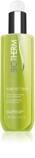 Biotherm PureFect Skin очищуючий тонік-ексфоліант для нормальної та жирної шкіри