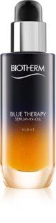Biotherm Blue Therapy noční sérum proti vráskám