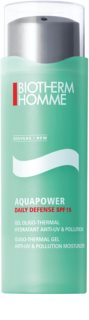 Biotherm Homme Aquapower Daily Defense SPF 15