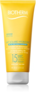 Biotherm Lait Solaire Sun Lotion for Face and Body SPF15