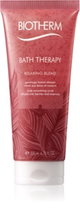 Biotherm Bath Therapy Relaxing Blend peeling corporal