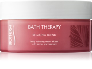 Biotherm Bath Therapy Relaxing Blend crema corporal hidratante
