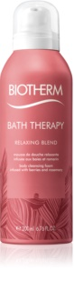 Biotherm Bath Therapy Relaxing Blend Mousse de limpieza corporal