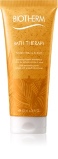 Biotherm Bath Therapy Delighting Blend exfoliante corporal