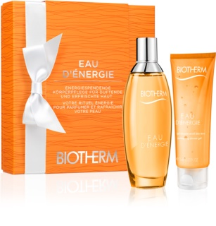 Biotherm Eau D'Énergie lote de regalo I.