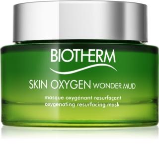 Biotherm Skin Oxygen Wonder Mud maseczka metaliczna-oczyszczająca