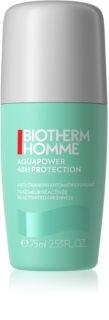 Biotherm Homme Aquapower antyperspirant z efektem chłodzącym