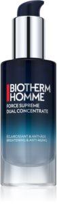 Biotherm Homme Force Supreme rozjasňující sérum pro muže