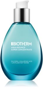 Biotherm Aqua Bounce Super Concentrate pomirjajoči in vlažilni fluid