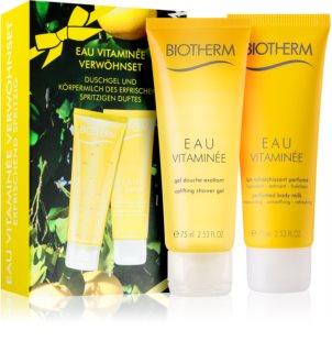 Biotherm Eau Vitaminée Kosmetik-Set  II.