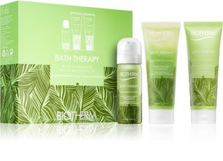 Biotherm Bath Therapy Invigorating Blend lote cosmético Invigorating Ritual