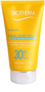Biotherm Aqua-Gelée Solaire vlažilni gel za sončenje SPF 30