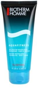 Biotherm Aquafitness gel za tuširanje i šampon 2 u 1
