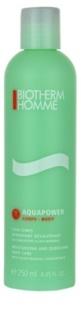 Biotherm Homme Aquapower telové mlieko hydratačné pre všetky typy pokožky