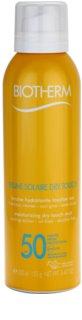 Biotherm Brume Solaire Dry Touch vlažilna meglica za sončenje z matirajočim učinkom SPF 50