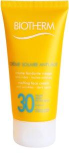 Biotherm Créme Solaire Anti-Age krema proti gubam za sončenje SPF 30