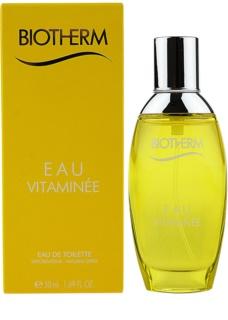 Biotherm Eau Vitaminée Eau de Toilette für Damen 50 ml