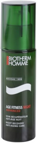 Biotherm Homme Age Fitness Advanced Night noćni gel za lice protiv starenja