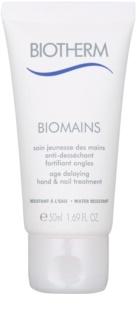 Biotherm Biomains crema para manos y uñas