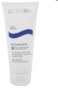 Biotherm Biomains crema hidratante para manos