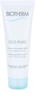 Biotherm Deo Pure Cream Antiperspirant