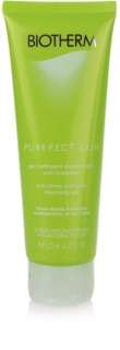 Biotherm PureFect Skin Anti-Shine Purifying Cleansing Gel for Problematic Skin, Acne