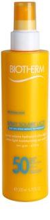 Biotherm Spray Solaire Lacté feuchtigkeitsspendendes Gel zum Bräunen SPF 50