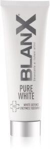 BlanX PRO Pure White pasta de dientes blanqueadora