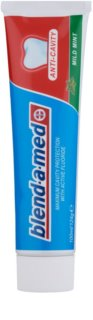 Blend-a-med Anti-Cavity Mild Mint pasta de dientes para prevenir caries