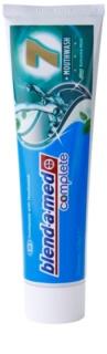 Blend-a-med Complete 7 + Mouthwash Extreme Mint pasta de dientes y enjuague bucal 2 en 1 para una protección completa para dientes