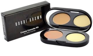 Bobbi Brown Creamy Concealer Kit podwójny kremowy korektor
