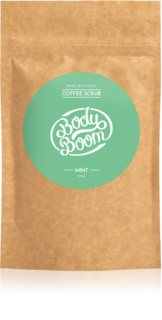 BodyBoom Mint kawowy peeling do ciała