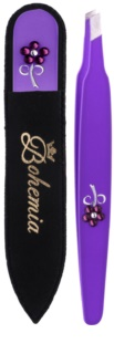 Bohemia Crystal Bohemia Swarovski Nail File and Tweezers coffret cosmétique III.