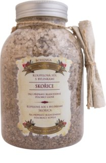 Bohemia Gifts & Cosmetics Bohemia Natur Bath Salt with Herbs to Relieve Internal Tension
