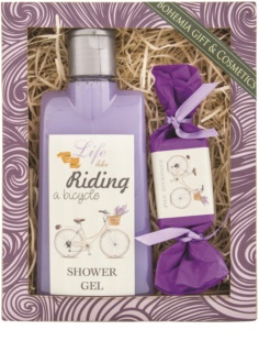 Bohemia Gifts & Cosmetics Riding a Bicycle coffret cosmétique I.