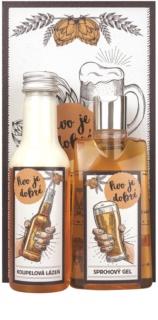 Bohemia Gifts & Cosmetics Beer Spa zestaw kosmetyków II.