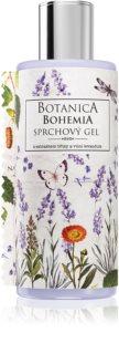 Bohemia Gifts & Cosmetics Botanica gel de dus cu esente de lavanda