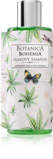 Bohemia Gifts & Cosmetics Botanica șampon par cu ulei de canepa
