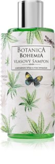 Bohemia Gifts & Cosmetics Botanica vlasový šampon s konopným olejem