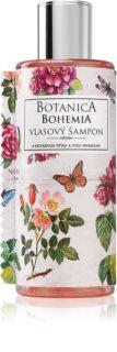 Bohemia Gifts & Cosmetics Botanica vlasový šampon s výtažkem ze šípkové růže