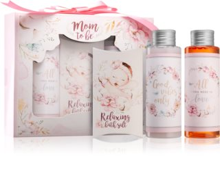Bohemia Gifts & Cosmetics Mom To Be darilni set (za nosečnice in mlade mamice) za ženske