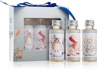 Bohemia Gifts & Cosmetics It's A Boy darilni set (za otroke od rojstva) za otroke